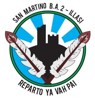 Logo del Reparto Ya Vah Pai